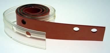 Резиновые лезвия для поломоечной машины